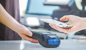 Contactless Phone Payment with Wireless Payment Terminal
